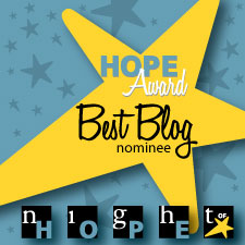 BLOG OF THE YEAR NOMINEE